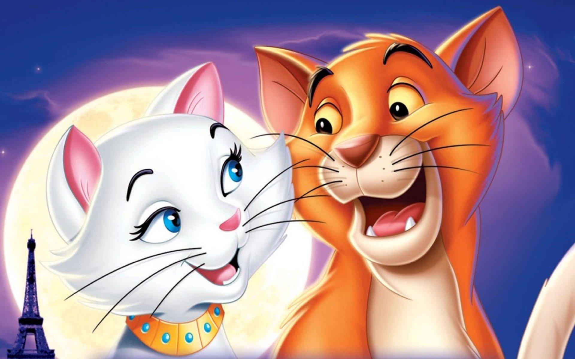 Клички для котов из мультиков