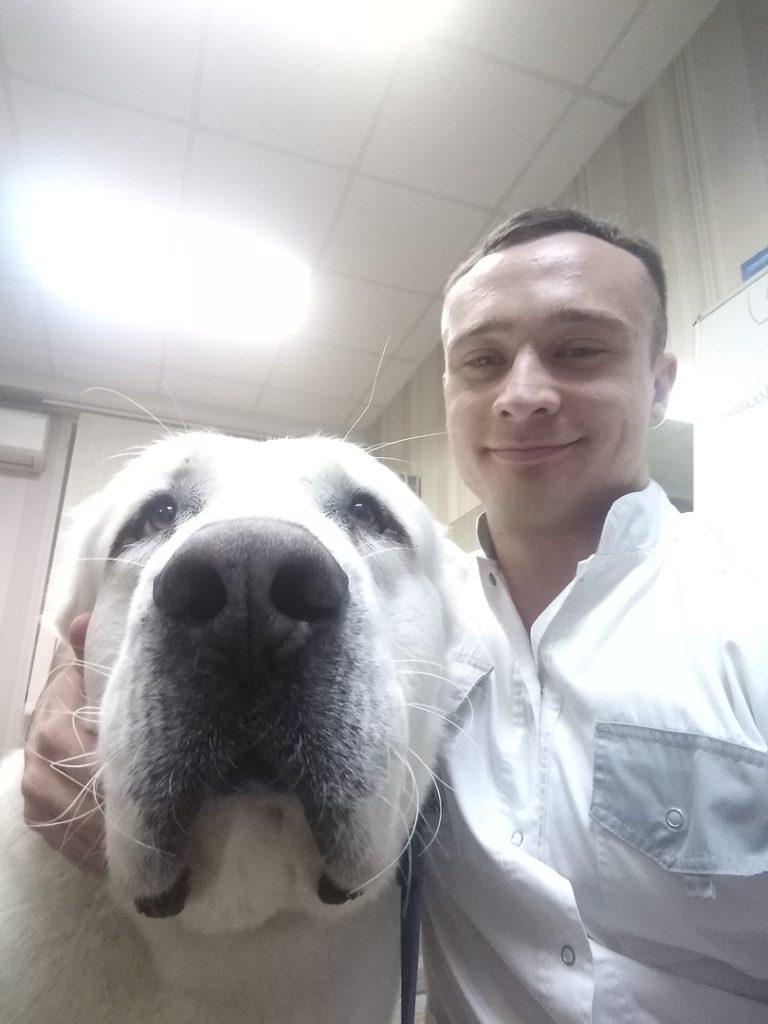 ветеринарный врач саматов руслан